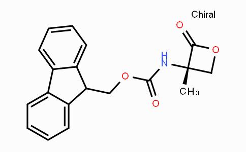 MC437439 | 1926163-88-3 | Fmoc-α-Me-Ser-lactone