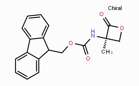 MC437440 | 1926163-89-4 | Fmoc-α-Me-D-Ser-lactone