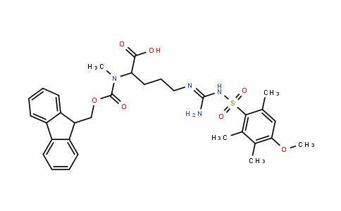 2022956-31-4 | Fmoc-N-Me-D-Arg(Mtr)-OH