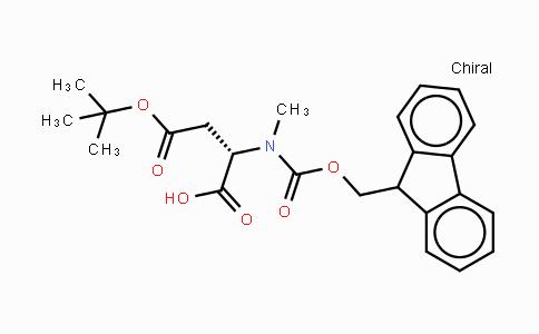 MC437443 | 152548-66-8 | Fmoc-N-Me-Asp(OtBu)-OH