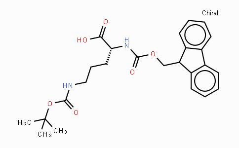 118476-89-4 | Fmoc-D-Orn(Boc)-OH