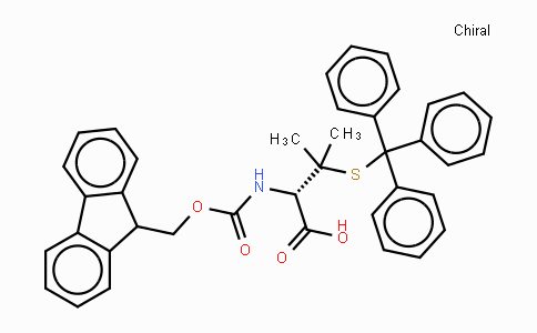 MC437494 | 201532-01-6 | Fmoc-D-Pen(Trt)-OH