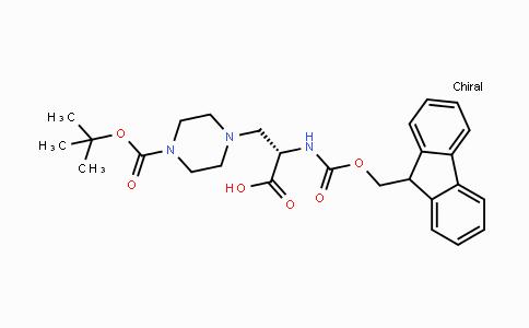 313052-20-9 | Fmoc-β-(1-piperazinyl)-Ala(Boc)-OH