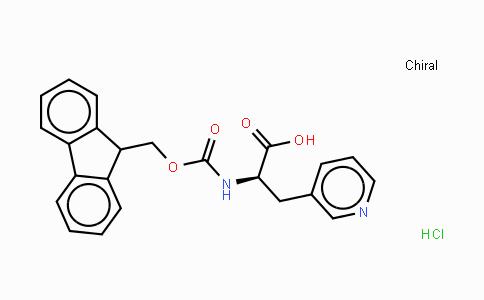 142994-45-4 | Fmoc-β-(3-pyridyl)-D-Ala-OH