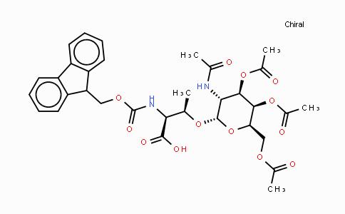 116783-35-8 | Fmoc-Thr(GalNAc(Ac)₃-α-D)-OH