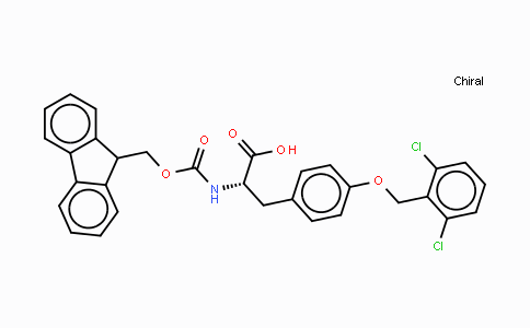 112402-12-7   Fmoc-Tyr(2,6-dichloro-Bzl)-OH