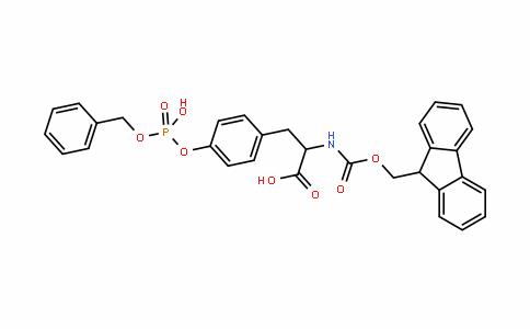 1926163-10-1   Fmoc-D-Tyr(PO(OBzl)OH)-OH