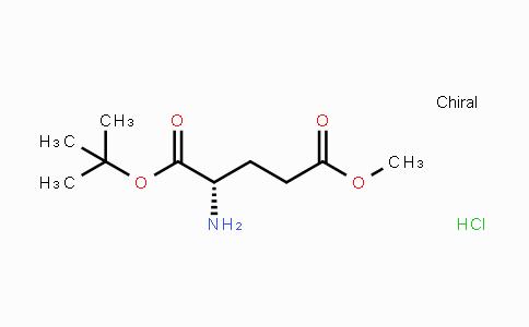 34582-33-7 | H-Glu(OMe)-OtBu HCl