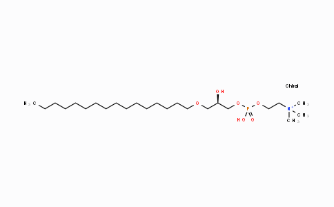 52691-62-0 | 1-O-Hexadecyl-sn-glycero-3-phosphocholine