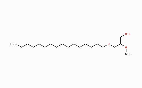 84337-41-7 | 1-O-Hexadecyl-2-O-methyl-rac-glycerol