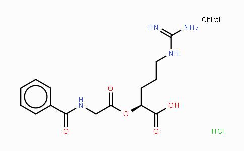 14289-47-5 | O-α-Hippuryl-L-argininic acid hydrochloride salt