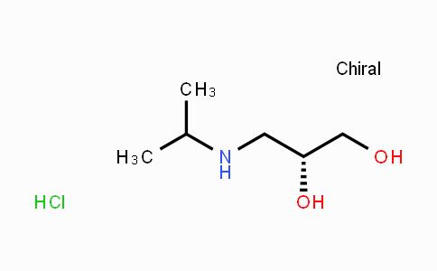 97988-45-9   (R)-3-Isopropylamino-1,2-propanediol hydrochloride salt