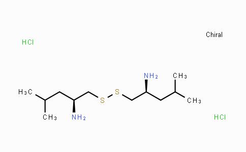 112157-33-2 | (L-Leucinethiol)₂ 2 HCl