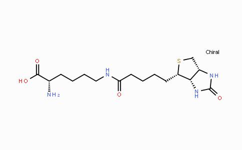 576-19-2 | H-Lys(biotinyl)-OH