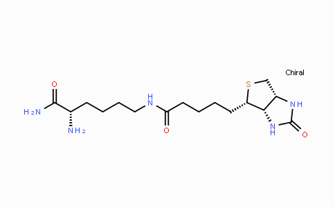 MC437858 | 61125-53-9 | H-Lys(biotinyl)-NH₂