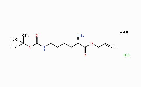 218938-64-8 | H-Lys(Boc)-allyl ester HCl