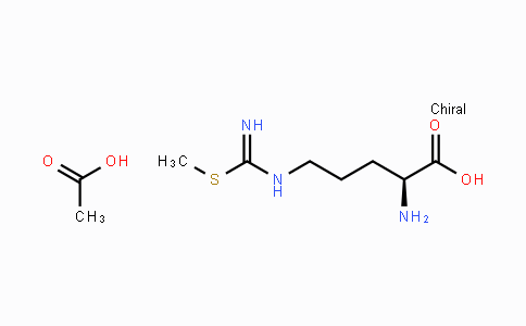 MC437977 | 156719-41-4 | S-Methyl-L-thiocitrulline acetate salt