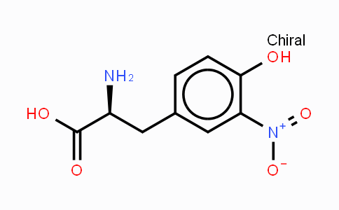 621-44-3 | 3-硝基-L-酪氨酸