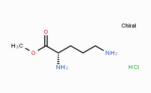 MC438048 | 40216-82-8 | L-鸟氨酸甲酯二盐酸盐