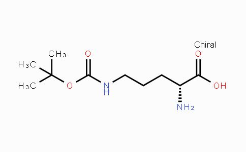 184576-63-4 | H-D-Orn(Boc)-OH