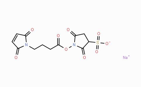 MC438182 | 185332-92-7 | Sulfo-N-succinimidyl 4-maleimidobutyrate sodium salt