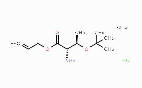 MC438210 | 218938-63-7 | H-Thr(tBu)-allyl ester HCl