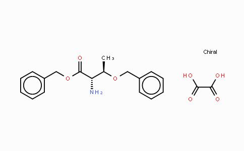 15260-11-4 | H-Thr(Bzl)-OBzl oxalate (1:1)