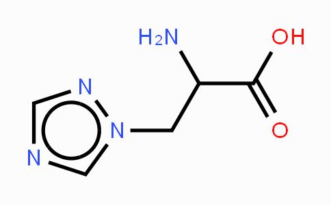 MC438238 | 114419-45-3 | H-β-(1,2,4-Triazol-1-yl)-DL-Ala-OH