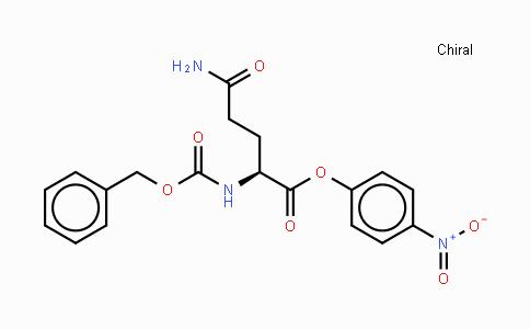 7763-16-8 | Z-谷氨酰胺对硝基苯酯