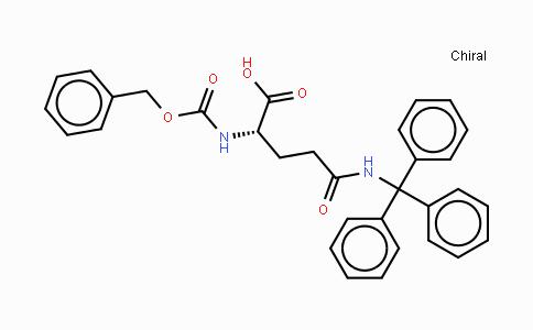 132388-60-4 | N-Cbz-N'-三苯甲基-L-谷氨酰胺