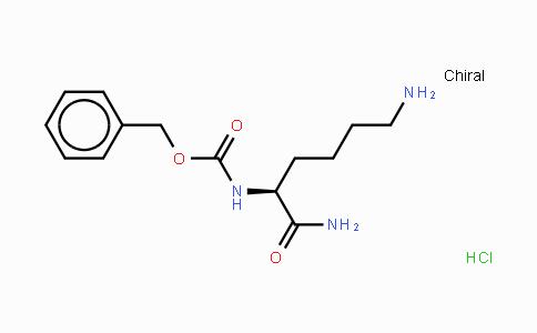 112785-42-9 | Z-Lys-NH₂ HCl