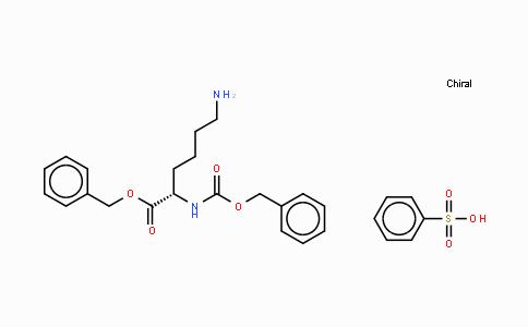 68973-36-4 | Z-Lys-OBzl benzenesulfonate