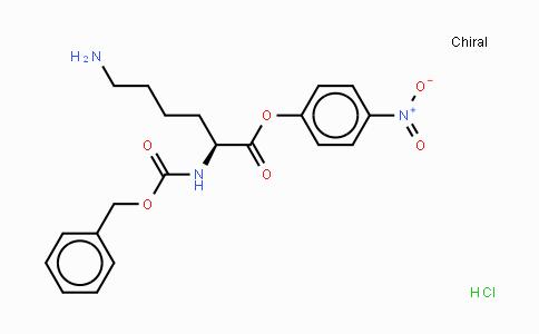 MC438452 | 2179-15-9 | N-α-苄氧羰酰基-L-赖氨酸对硝基苯酯盐酸盐