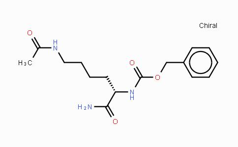 MC438454 | 218938-54-6 | Z-Lys(Ac)-NH₂