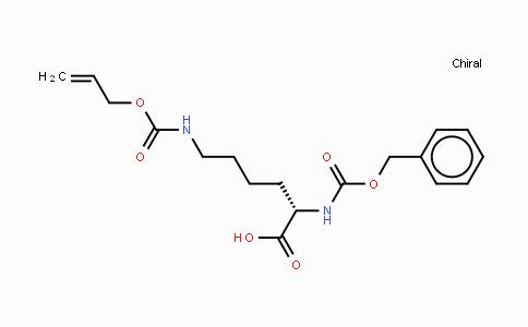 MC438455 | 220369-84-6 | Z-Lys(Aloc)-OH DCHA