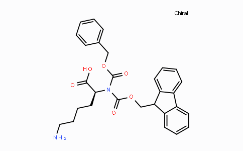 MC438463 | 105751-18-6 | Z-Lys(Fmoc)-OH