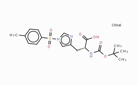 MC439031 | 69541-68-0 | N-Boc-N'-对甲苯磺酰基-D-组氨酸