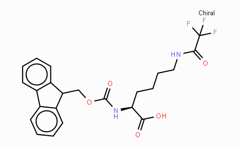 76265-69-5 | Fmoc-Lys(Tfa)-OH