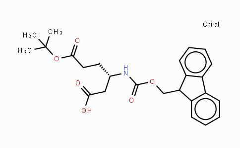 DY439104   203854-49-3   Fmoc-β-HoGlu(OtBu)-OH Fmoc-L-β-homoglutamic acid 6