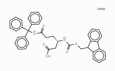 DY439105   401915-55-7   Fmoc-β-HoGln(Trt)-OH Fmoc-L-β-Homoglutamine(Trt)