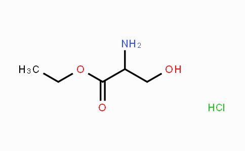 3940-27-0   DL-丝氨酸乙酯盐酸盐