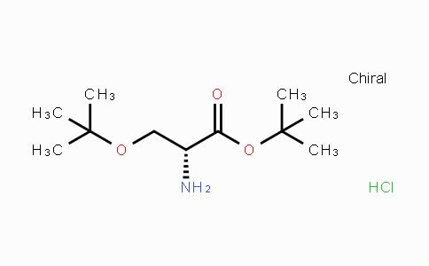 179559-35-4 | O-(叔丁基)-D-丝氨酸叔丁酯盐酸盐