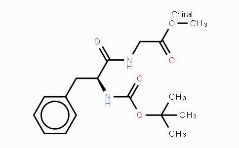 7625-57-2 | N-(叔丁氧羰基)苯丙氨酰甘氨酸甲酯
