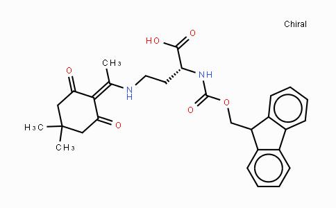 MC439241 | 596797-14-7 | Fmoc-D-Dab(Dde)-OH