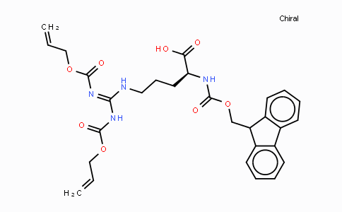 MC439269 | 148893-34-9 | Fmoc-Arg(Alloc)2-OH