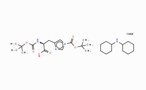 31687-58-8 | N,N'-二叔丁氧羰基-L-组氨酸