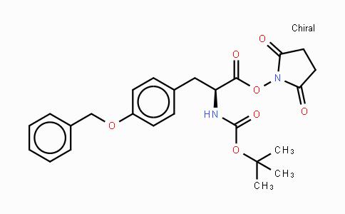22601-29-2 | Boc-O-苄基-L-酪氨酸羟基琥珀酸亚氨酯