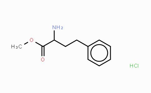 MC439295 | 85808-33-9 | DL-高苯丙氨酸甲酯盐酸盐