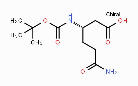 MC439304 | 336182-06-0 | Boc-β-HoGln-OH Boc-β-Homoglutamine