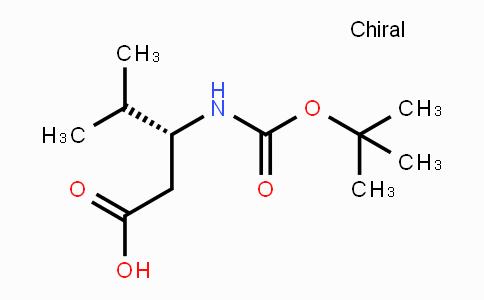MC439306 | 183990-64-9 | 叔丁氧羰基-β-亮氨酸